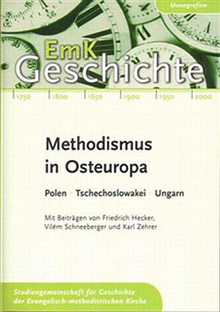 Umschlagbild: Methodismus in Osteuropa